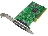 LogiLink PCI interface card parallel 1x