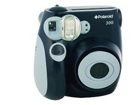 Polaroid INSTANT ANALOG CAM PIC300 BLK