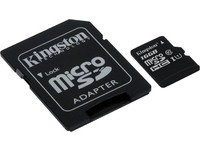 Kingston 16GB microSDHC Class 10