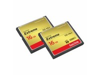 Sandisk Extreme CF 16GB 2-pack 60MB/s