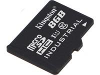 Kingston 8GB microSDHC UHS-I w/o Ad