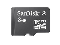 Sandisk SDHC MICRO MOBIL 8GB