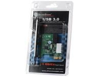 Silverstone Int. Dual port PCIe USB3.0 LP