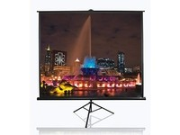 "Elite Screens 119"" Tripod screen"