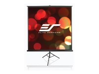 Elite Screens H:127CM X B:127CM 1:1 Black