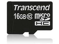 Transcend SDHC CARD MICRO 16GB CLASS 10