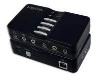 LogiLink USB Box 7.1 Dolby 8-Kanal