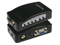 LogiLink Converter VGA > Video / S-Vide