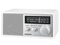 Sangean WR-11 AM/FM TABLE TOP RADIO wh