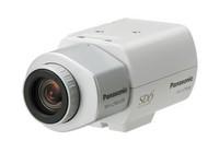 Panasonic Boxkamera indoor WV-CP604E