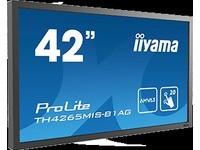 "Iiyama 42\""B 20 point IR-Touch, 1080p"