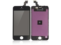 MicroSpareparts Mobile LCD for iPhone 5C Black