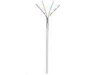 MicroConnect F/UTP CAT5e 100m Grey PVC