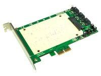 ST Labs PCIe SATA 6G 4CH RAID w/SSDbay