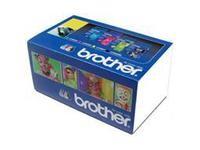 Brother Ink Value Pack BK+C+M+Y