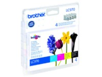 Brother Ink Value Pack Incl. BK/C/M/Y