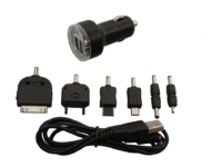 MicroBattery Car Charger set Mobile