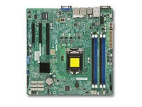 Supermicro X10 UP, Xeon E3-1200 v3, 4th