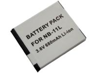 MicroBattery 3.6V 600mAh 2.2Wh