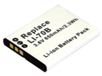 MicroBattery 3.6V 650mAh 2.3Wh
