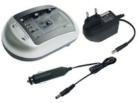 MicroBattery AC+DC Combo Charger
