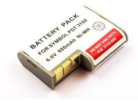 MicroBattery Ni-Mh 6.0V 800mAh 4.8Wh