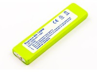 MicroBattery 1.7Wh MP3, MP4 & Audio Battery