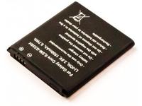 MicroBattery Li-ion, 3,8V, 1500mAh, 5,7Wh