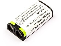 MicroBattery 2 Cell Ni-MH 2.4V 700mAh 1.7wh