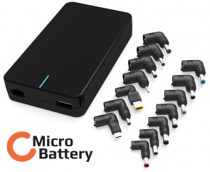 MicroBattery 90W Universal Power Adapter