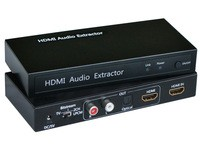 MicroConnect HDMI Audio Extractor