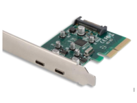 MicroConnect PCIe USB 3.1 Card Type C