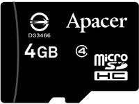 Apacer microSDHC Class4 4GB