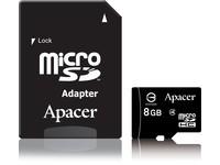 Apacer microSDHC Class4 8GB