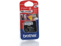Brother 9mm, Black/White, Blister