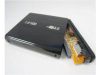 "MicroStorage USB Enclosure 1,8\"" IDE product"