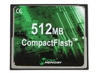 MicroMemory 512MB CF CARD