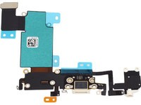 MicroSpareparts Mobile charging dock port flex cable