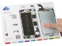 MicroSpareparts Mobile Magnet mat