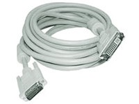 MicroConnect DVI-I (DL) 24+5PIN 2m M-F