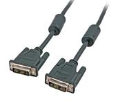 MicroConnect DVI-D 18+1-pin 5m M-M Black