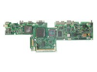 Apple 400MHz logic board