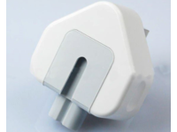 MicroSpareparts Mains plug/duckhead, Apple -
