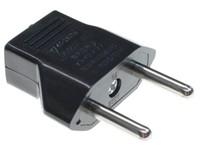 MicroSpareparts Mobile US 2 Pin - EU 2 Round Pin