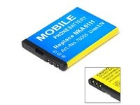 MicroSpareparts Mobile Battery for Nokia 750 mAh