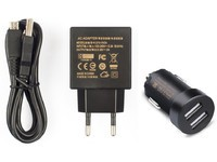 MicroSpareparts Mobile Charger Set Micro USB