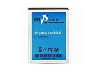 MicroSpareparts Mobile Battery 950mAh  EB494358VU