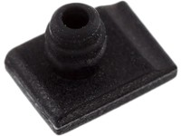 MicroSpareparts Mobile Apple iPhone 4/4S MIC Rubber