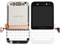 MicroSpareparts Mobile BlackBerry Q5 LCD Screen and
