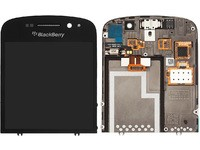 MicroSpareparts Mobile BlackBerry Q10 LCD Screen and